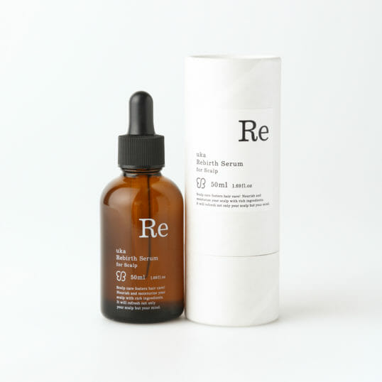 uka Re Serum for Scalp